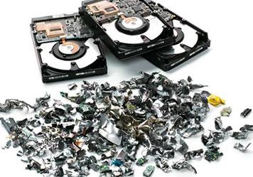 Data Destruction Services